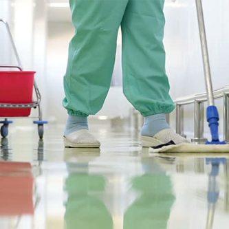 floor-washing